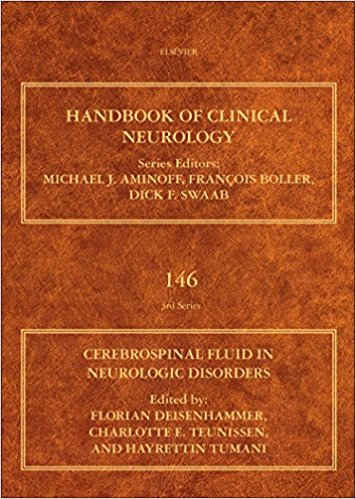 Cerebrospinal Fluid in Neurologic Disorders, Volume 146 (Handbook