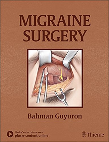 Migraine Surgery 1st Edition PDF & VIDEO