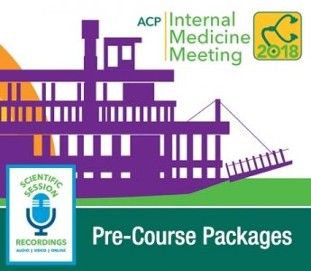 Internal Medicine Meeting 2018 Pre-Courses (Videos)