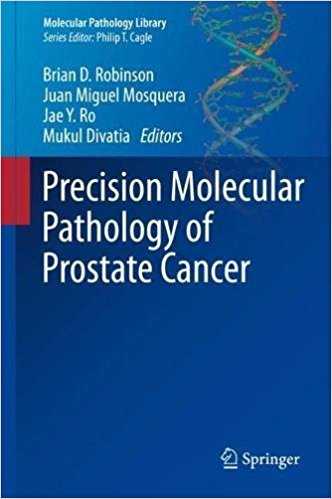 Precision Molecular Pathology of Prostate Cancer (Molecular Pathology Library) 1st ed. 2018 Edition PDF