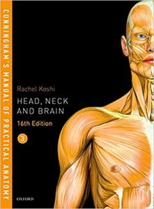 Cunningham's Manual of Practical Anatomy VOL 3 Head, Neck and Brain 16th Edition PDF