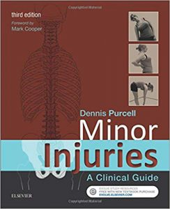 Minor Injuries A Clinical Guide, 3rd Edition PDF