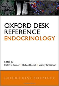 Oxford Desk Reference Endocrinology PDF