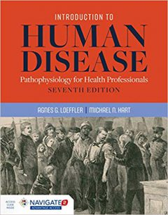 Introduction to Human Disease: Pathophysiology for Health Professionals 7th Edition PDF