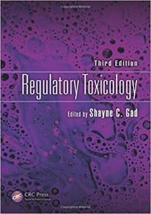 Regulatory Toxicology, 3rd Edition PDF