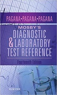 Mosby's Diagnostic and Laboratory Test Reference 14th Edition PDF