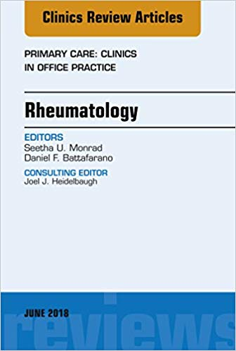 Rheumatology, An Issue of Primary Care: Clinics in Office Practice, E-Book (The Clinics: Internal Medicine) 1st Edition epub