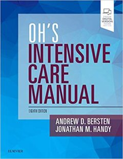 Oh's Intensive Care Manual 8th Edition PDF