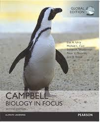 Campbell Biology in Focus 2nd Global Edition