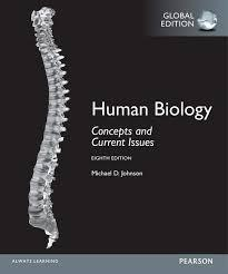 Human Biology Concepts and Current Issues, 8th Global Edition