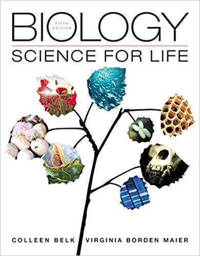 Biology Science for Life 5th Edition