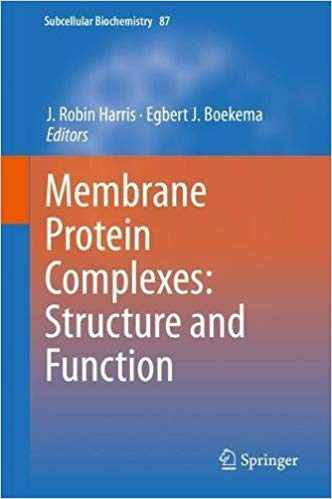 Membrane Protein Complexes: Structure and Function (Subcellular Biochemistry) 1st ed. 2018 Edition