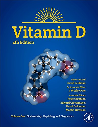 Vitamin D: Volume 1: Biochemistry, Physiology and Diagnostics