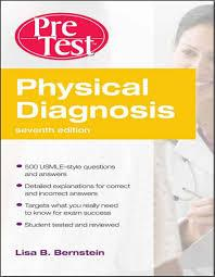 Physical Diagnosis PreTest Self Assessment and Review, 7th Edition -Original PDF
