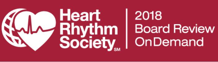 Heart Rhythm Board Review OnDemand 2018