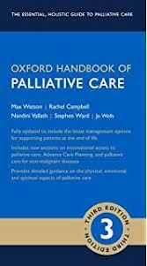 Oxford Handbook of Palliative Care (Oxford Medical Handbooks) 3rd Edition