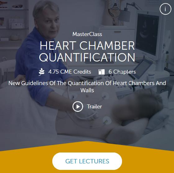 MasterClass HEART CHAMBER QUANTIFICATION 2019