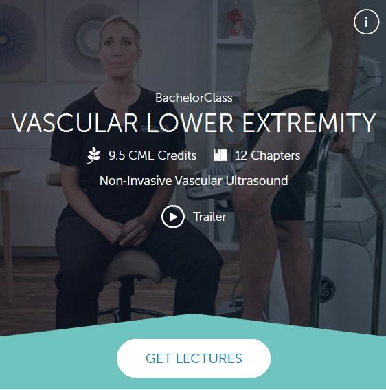 BachelorClass VASCULAR LOWER EXTREMITY 2019
