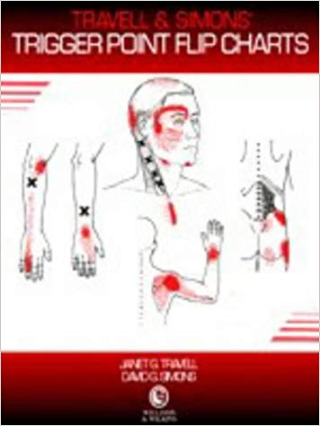 Travell and Simons' Trigger Point Flip Charts 1st Edition pdf