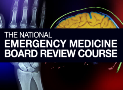 National Emergency Medicine Board Review Self-Study 2018 (Videos)
