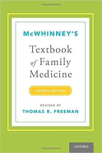 McWhinney's Textbook of Family Medicine 4th Edition PDF