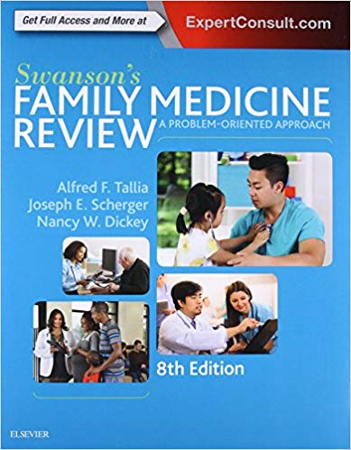 Swanson's Family Medicine Review: A Problem-Oriented Approach 8th Edition PDF