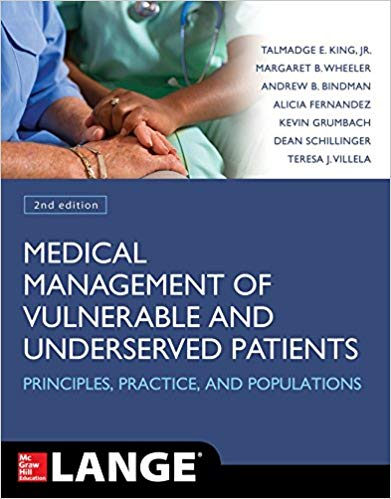 Medical Management of Vulnerable and Underserved Patients: Principles, Practice and Populations 2nd Edition PDF