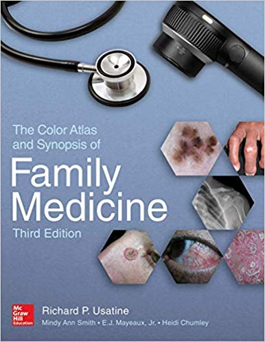 The Color Atlas and Synopsis of Family Medicine, 3rd Edition 3rd Edition PDF