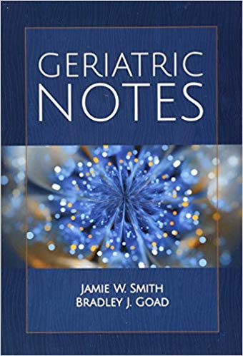 Geriatric Notes PDF
