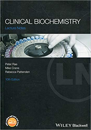 Clinical Biochemistry (Lecture Notes) 10th Edition PDF