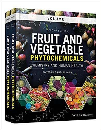 Fruit and Vegetable Phytochemicals: Chemistry and Human Health, 2 Volumes 2nd Edition PDF