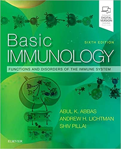 Basic Immunology: Functions and Disorders of the Immune System 6th Edition PDF