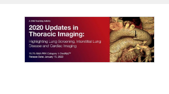 Updates in Thoracic Imaging: Highlighting Lung Screening, Interstitial Lung Disease, and Cardiac Imaging