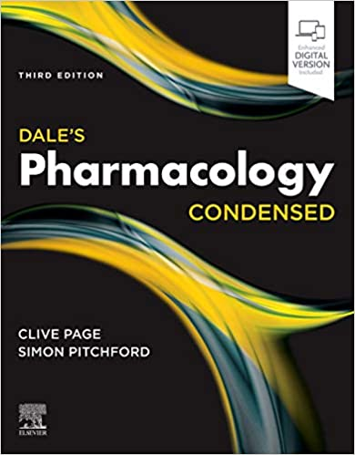Dales Pharmacology Condensed 3rd Edition PDF