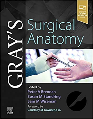 Gray's Surgical Anatomy 1st Edition PDF