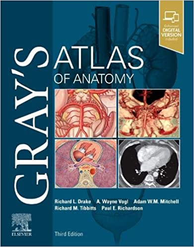Gray's Atlas of Anatomy (Gray's Anatomy) 3rd Edition PDF