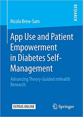 App Use and Patient Empowerment in Diabetes Self-Management: Advancing Theory-Guided mHealth Research  2020 PDF