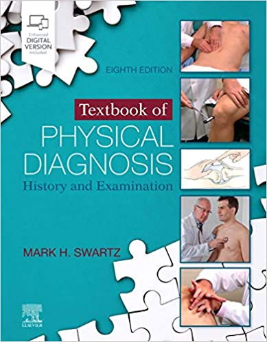 Textbook of Physical Diagnosis: History and Examination 8th Edition PDF