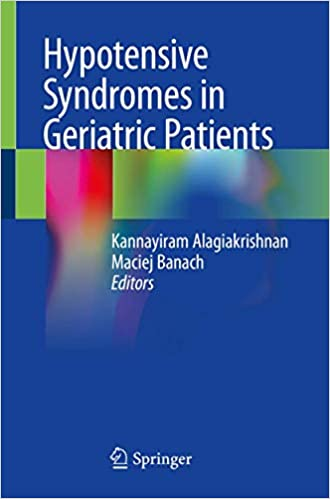 Hypotensive Syndromes in Geriatric Patients 1st ed. 2020 Edition PDF