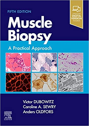 Muscle Biopsy: A Practical Approach 5th Edition PDF
