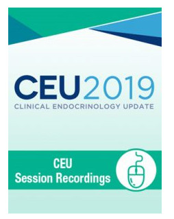 Clinical Endocrinology Update 2019 Session Recordings