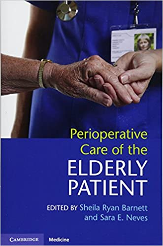 Perioperative Care of the Elderly Patient 1st Edition PDF
