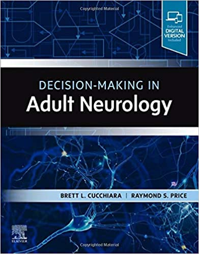Decision-Making in Adult Neurology 1st Edition PDF