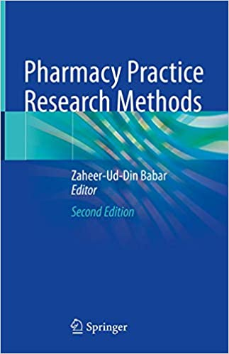Pharmacy Practice Research Methods 2nd ed. 2020 Edition PDF