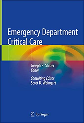 Emergency Department Critical Care 1st ed. 2020 Edition PDF